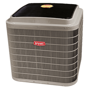 Bryant 187BNC Evolution Series air conditioner.
