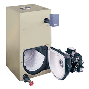 Bryant Preferred Series BW5 boiler.