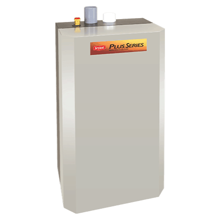 Bryant Preferred Series BWM boiler.