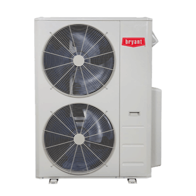 Bryant Preferred Series 38MGR Ductless System